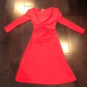 Jersey Tie Back Dress